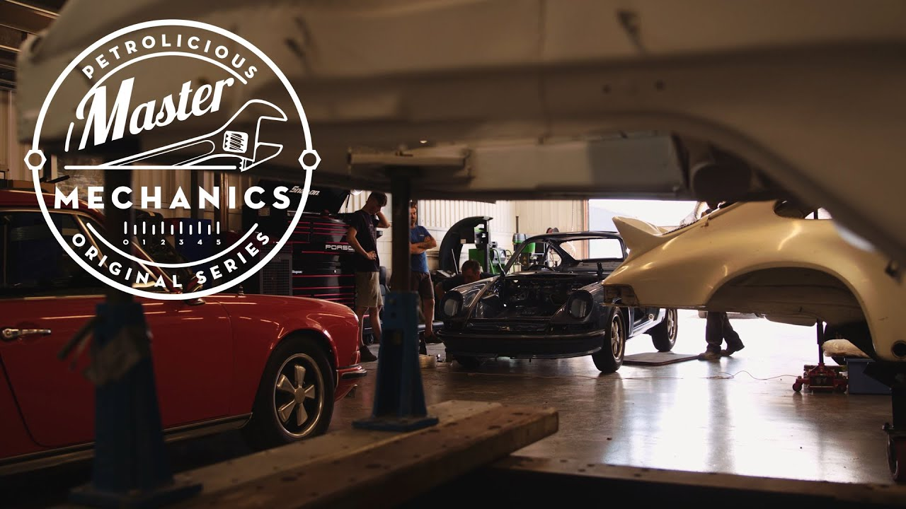 Master Mechanics: Canford Classics Porsche Restoration