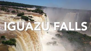 Iguazu Falls: Brazil & Argentina (2016)