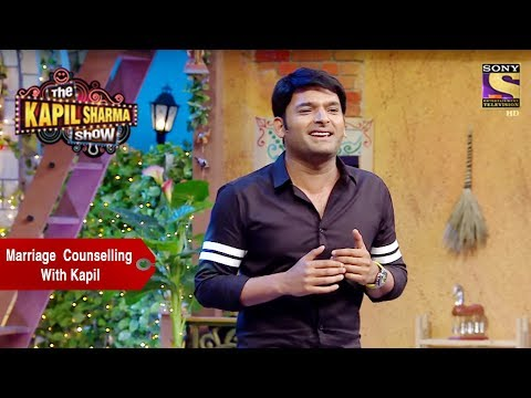 Marriage Counselling With Kapil - The Kapil Sharma Show