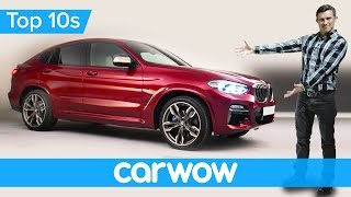 New BMW X4 2019 revealed – better than a Porsche Macan? | Top 10s