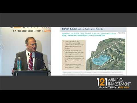 Presentation: NOVAGOLD- 121 Mining Investment New York Autumn 2019