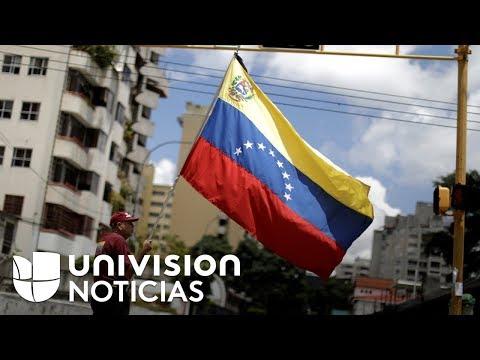 Oposición continúa su lucha en Venezuela y el gobierno de Maduro responde a Trump