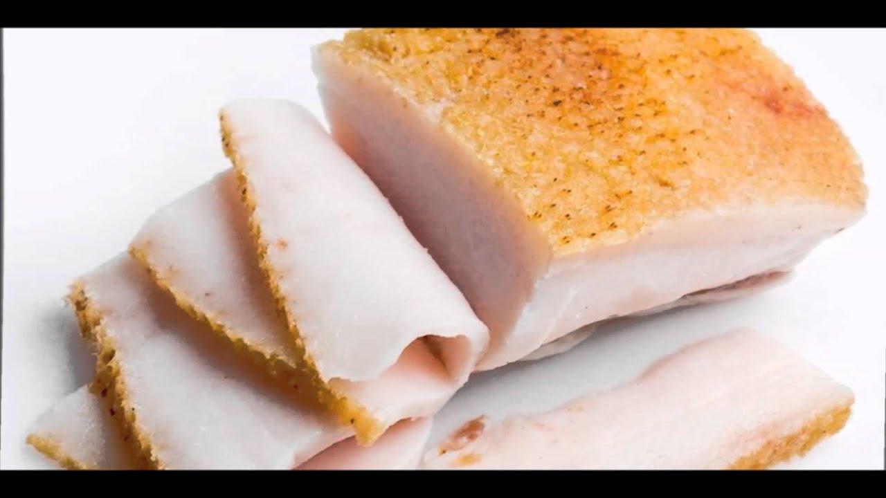Как твердое соленое сало сделать мягким