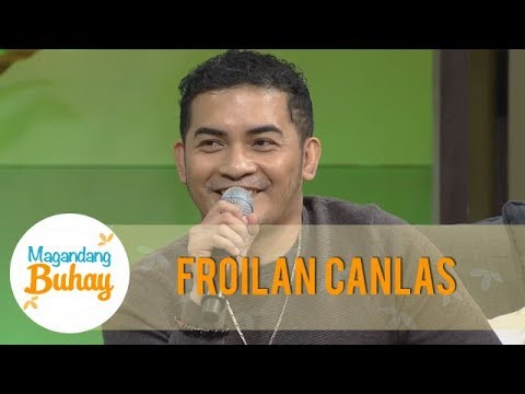 Magandang Buhay: Froilan reveals that TNT Boys also crack their voices