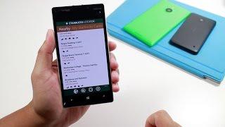 Starbucks Locator for Windows Phone