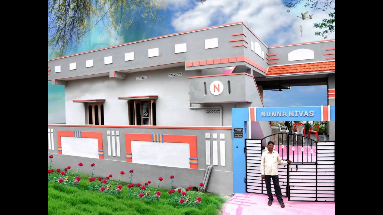 Home Design Ideas Elevation: Nagendrababu Building Elevation