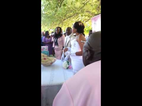 Namibia oshiwambo wedding