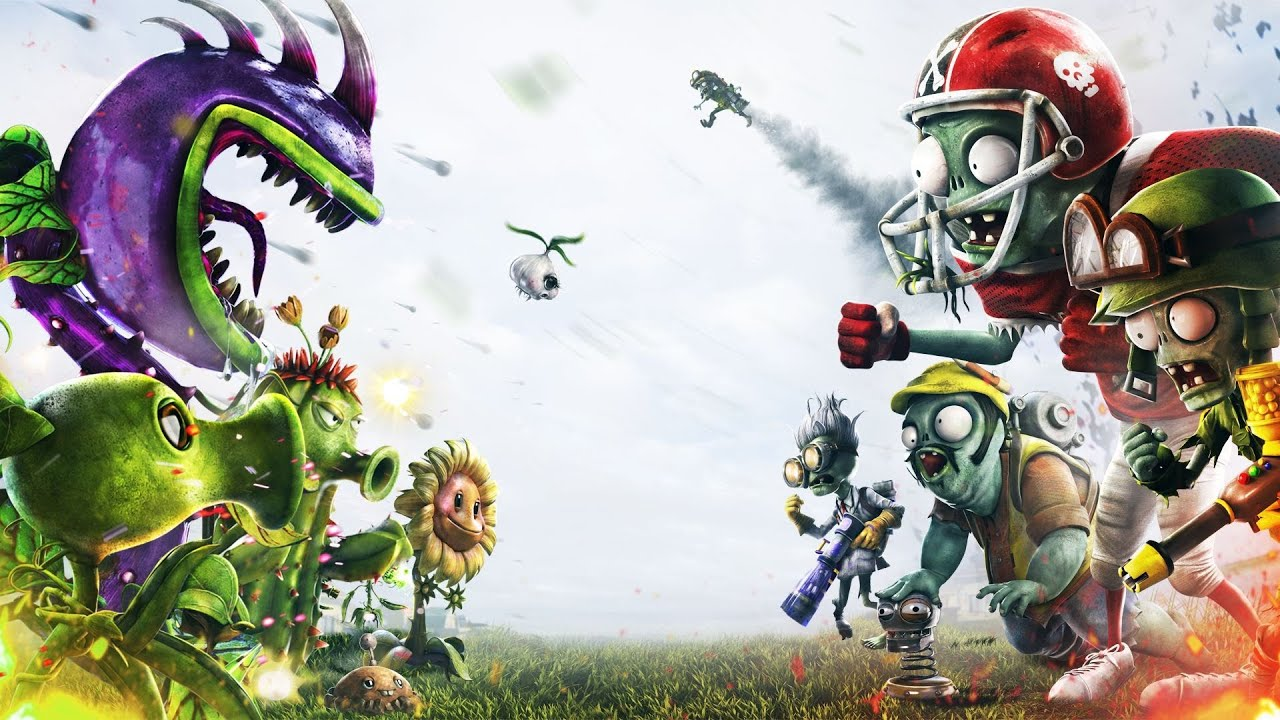 Plants Vs Zombies Garden Warfare PC Game Free Download