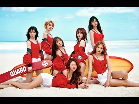 The Best Of AOA ( Ace Of Angels) 에이오에이 2012-2017