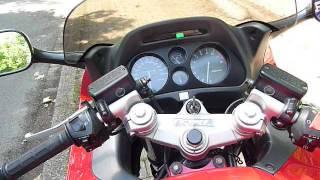Honda CBR 1000 F SC24 EZ 04/2000 Motorlauf 3
