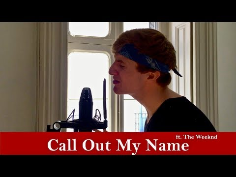 The Weeknd - Call Out My Name | Michel Waldhof Cover