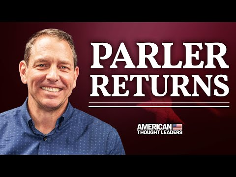 Parler Interim CEO Mark Meckler Talks Relaunch, Data Privacy & Building A New Independent Tech S
