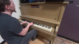 Jack White- Whats Done is Done Piano Cover