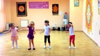 Дети танца. Пробный урок. Тренер Шелехова Екатерина