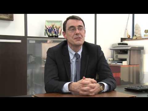 Interview Alain Boiron - Président de la Fondation d'entreprise Boiron Frères