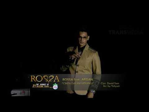 Afgan Feat Rossa Cinta Dalam Hidupku @afgansyah.reza Cinta Dalam HidupkuKONSER ROSSA - The Journey