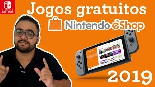 TOP FREE GAMES - NINTENDO SWITCH (Subtitles in progress)
