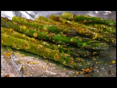 How To Make Oven-Roasted Asparagus