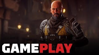 Anthem: Early Fort Tarsis Gameplay