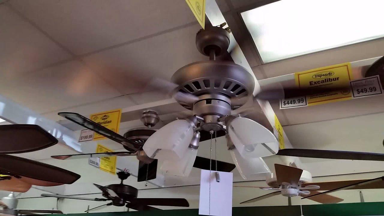 100 troposair ceiling fans the l a 44 inch modern ceiling f
