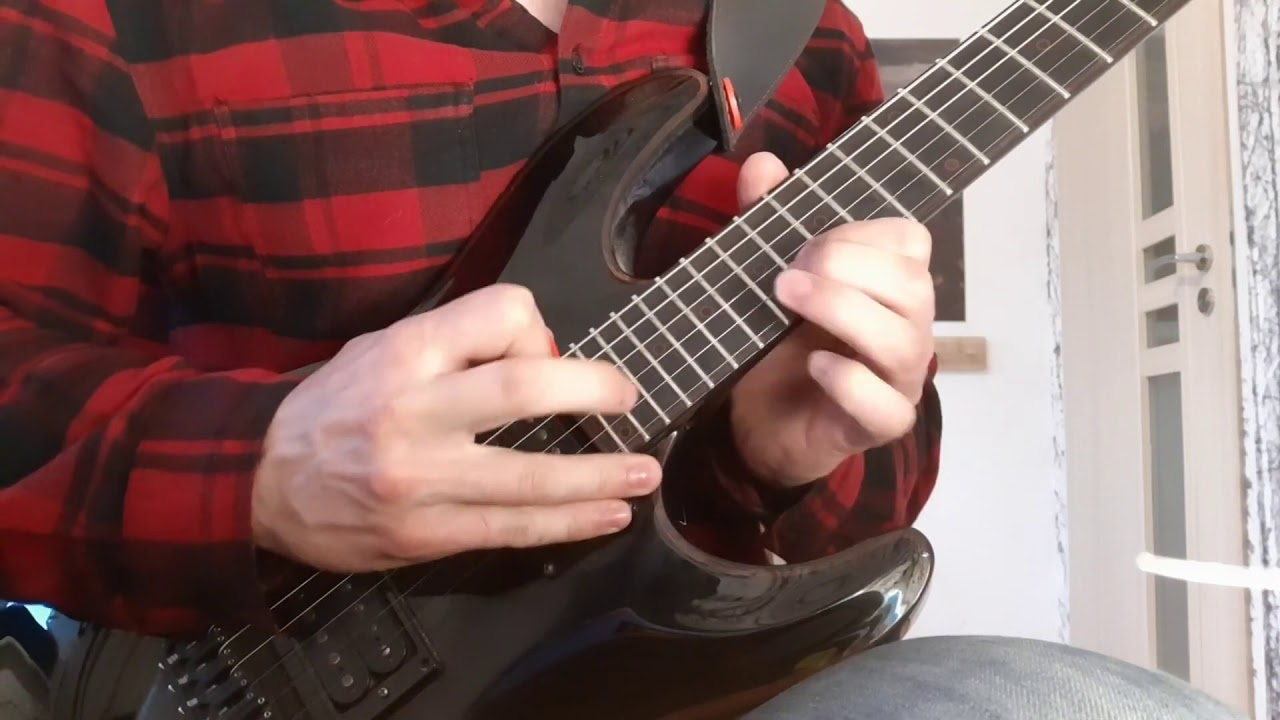 Download Woods of Ypres - Kiss My Ashes (Goodbye) (Solo arrangement)