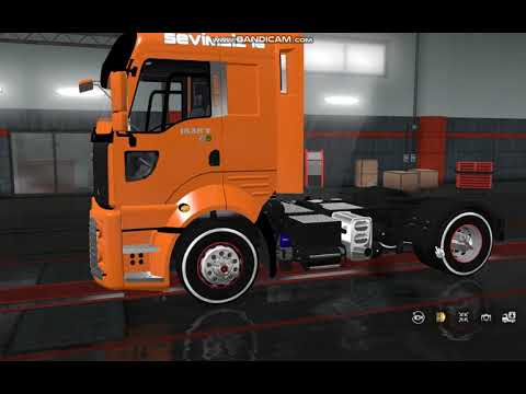 Ets 2 Ford Cargo  1838T E5