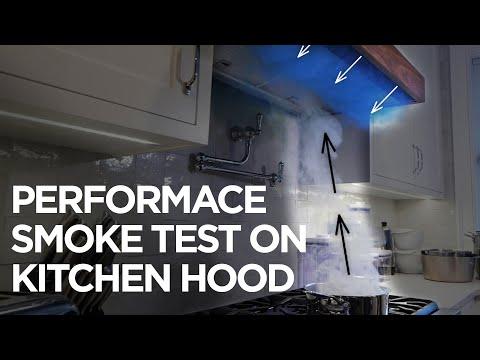 How to Install a Fantech Kitchen Exhaust Hood Liner