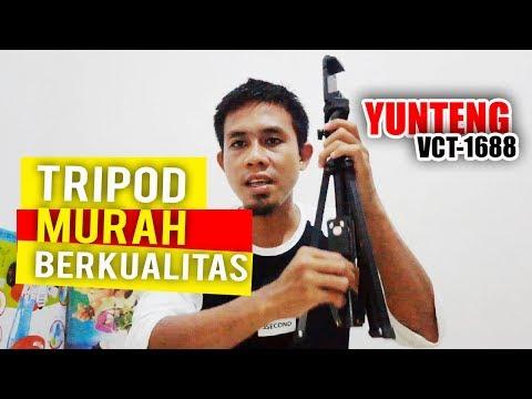 Tripod HP Murah Berkualitas | Review Yunteng VCT-1688