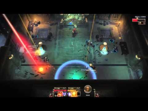 GCN Plays Gaunlet Slayer Edition