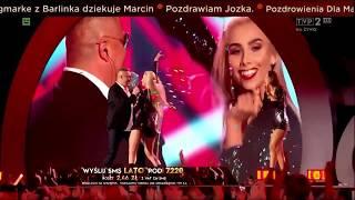 JORRGUS - ODDAM CI SERCE, OCZY TWE (Muzyka Lato Zabawa Chełm 2019) TVP2