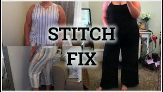 STITCH FIX #25   Black jumpsuit, crossbody bag + more!   Taren Denise