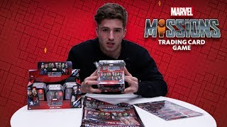 Marvel Missions BOX BREAK!