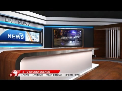 tv studio 102 after effects template youtube