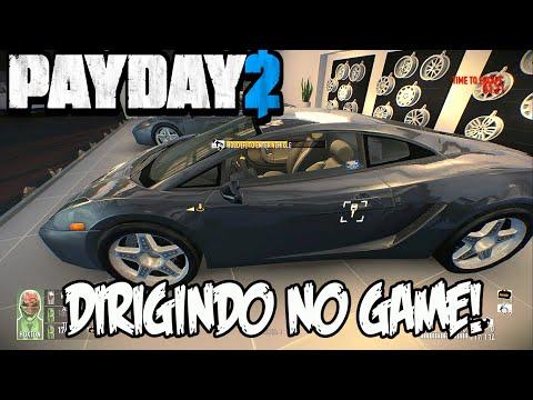 PAYDAY2! Roubando Carros Estilo Heist Do GTAV! Com AtiveGamers E Thorrace!