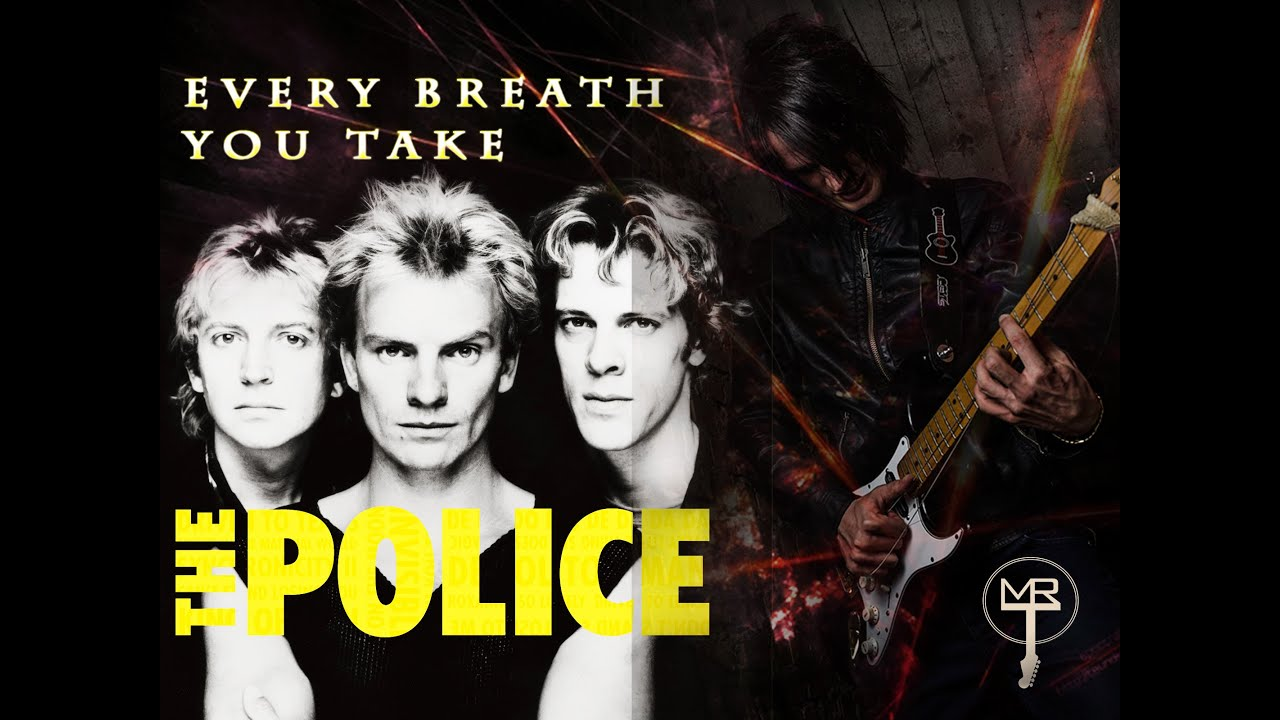 EVERY BREATH YOU TAKE - Riff || The Police || Mr.T - YouTube