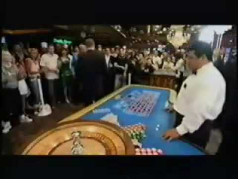 Betting your whole life on one roulette spin - Real