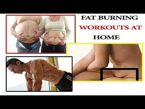 Fat Burning Workouts For (Men, Women, Kids,Teenagers,Beginners) At Home