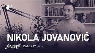 Podcast 012: Nikola Jovanović (Muzička industrija u Srbiji)
