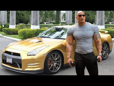 The Rock's Car Collections ★ 2017