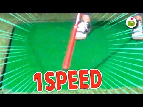 ヘッドスピードを簡単に上げる方法【Trackman】