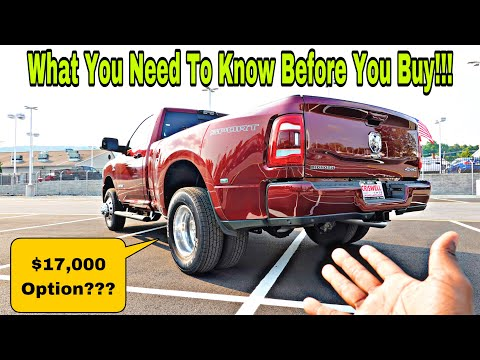 Should You Buy A 2022 RAM 3500 With Max Tow??? What You Need To Know Before Spending $17,000s+!!!