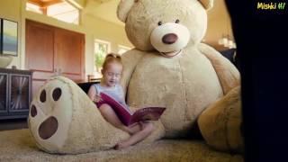 видео купить плюшевого медведя