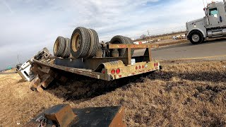 Semi Rollover!!!    The Quicker Flipper Upper!!!
