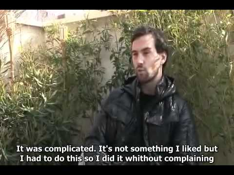 Interview Morgan Parra 08/11 -English Subtitles-