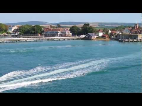 Wightlink Ferry Lymington to Yarmouth - Isle of Wight