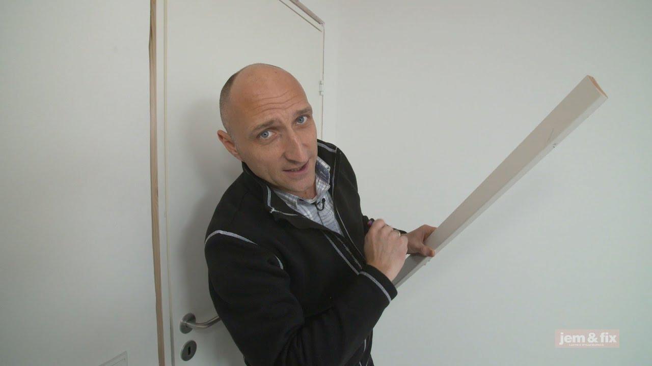 opsætning af dørkarme