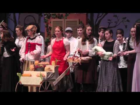 Maple Point Middle School musical