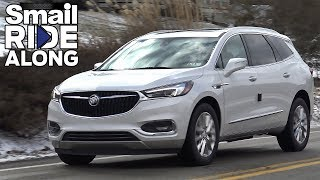 2018 Buick Enclave Premium - Review and Test Drive - Smail Ride Along