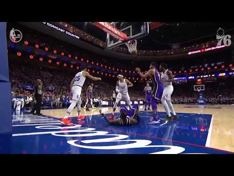 Tobias Harris | Highlights vs Los Angeles Lakers (2.10.19)