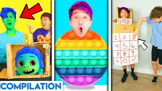 LANKYBOX BEST FUNNY YOUTUBE SHORTS COMPILATION! (900+ MILLION VIEWS!)
